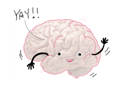 thankful brain